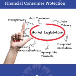 'Model Law for Best Practice in Financial Consumer Protection': An important driver for Universal Financial Access